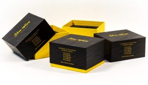 The Customized Boxes Create an Image of Elegance and Quality
